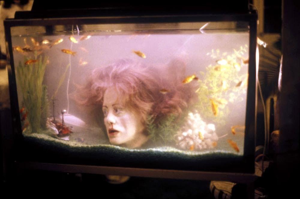 halloween inspired fish tank - Google Search Halloween Pinterest - halloween fish tank decorations