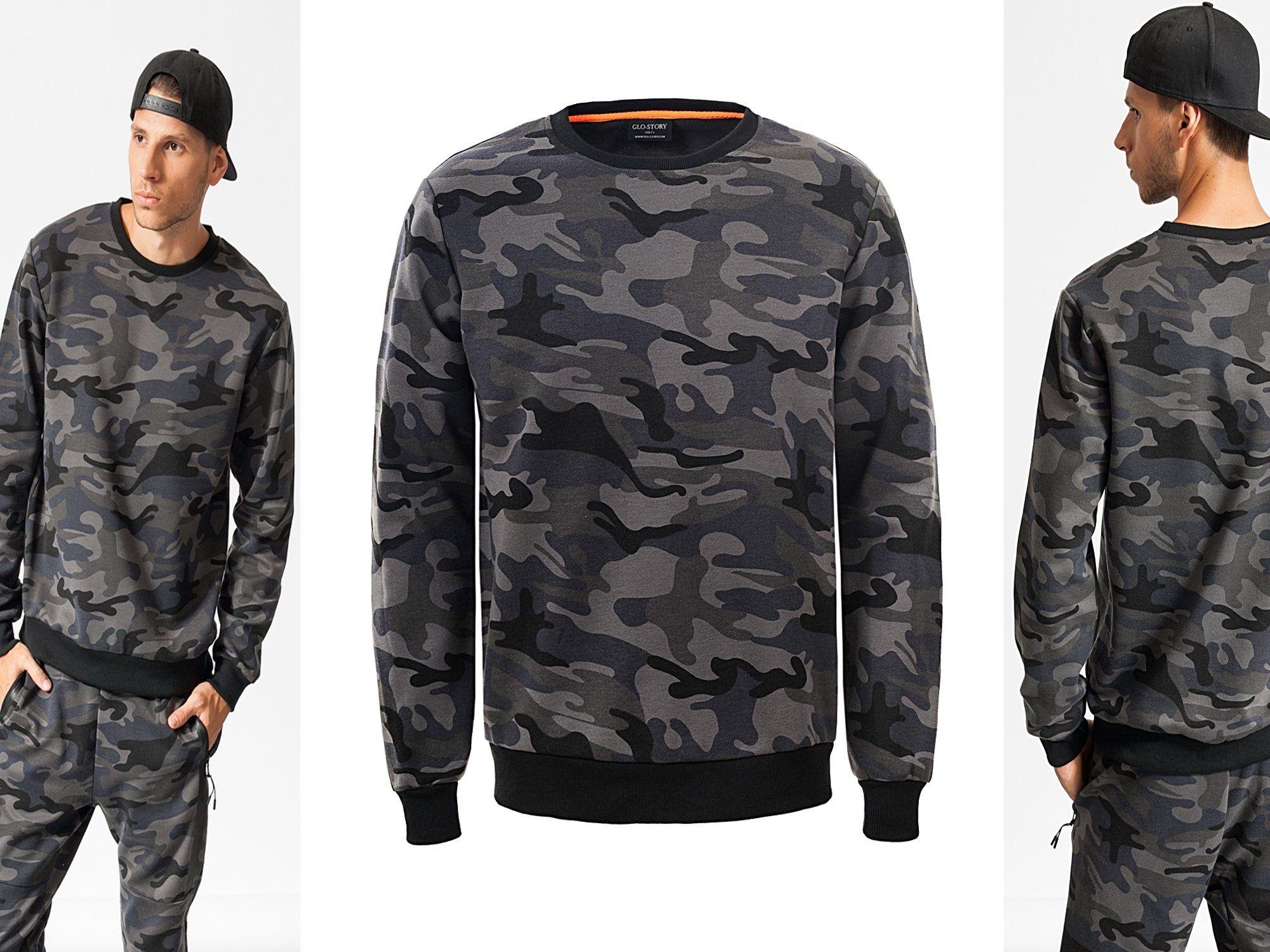 Moro Bluza Meska Moro Bluzka Moro Bez Kaptura Xl 6936960467 Oficjalne Archiwum Allegro Bomber Jacket Jackets Fashion