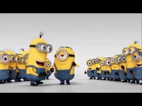 Los Minions - Shaky Shaky | classroom videos | Minions