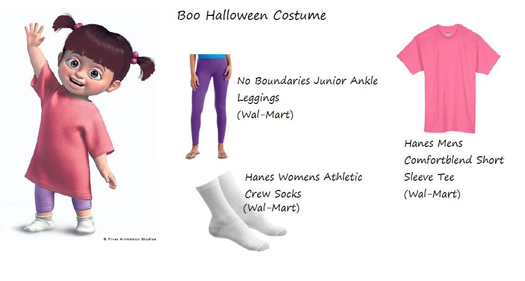 boo monsters inc halloween costume sc 1 st pinterest