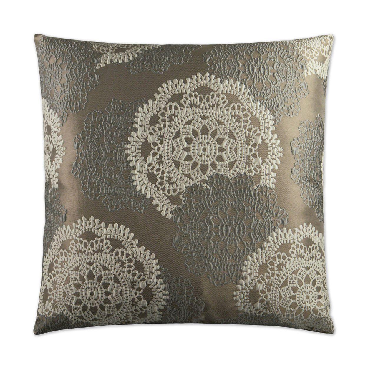 Big lace pillows pinterest
