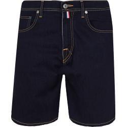 Photo of Pronto-a-vestir para homem – Bermuda de ganga com 5 bolsos para homem – Bermuda – Garonne – Azul – 31 – Vilebrequ