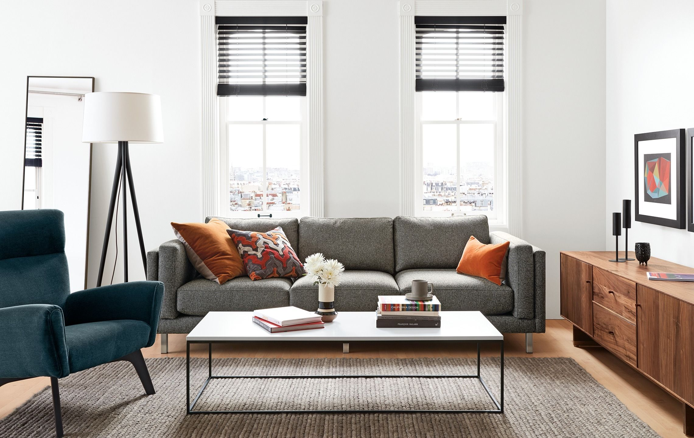 Cade Sofas | Pinterest | Steel, Modern and Living rooms