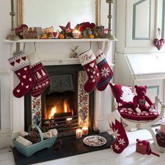 Decoração - Sugestões de Natal - Moda & Style