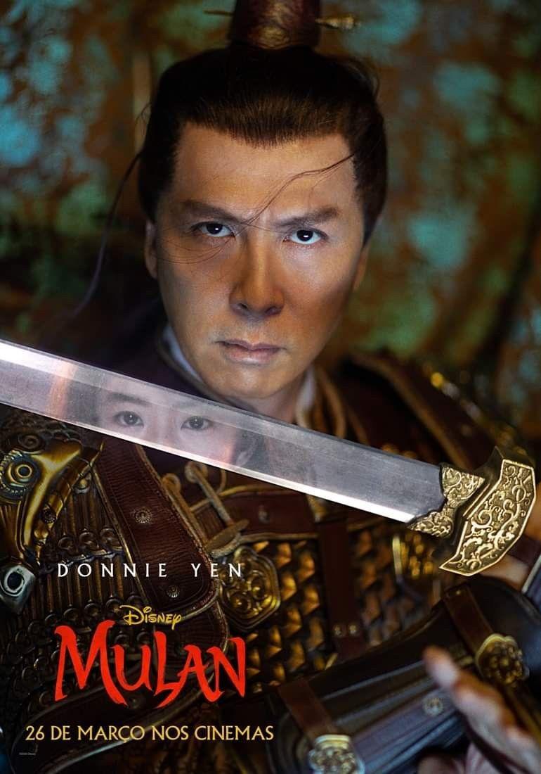 Donnie Yen Mulan Movie Watch Mulan Donnie Yen