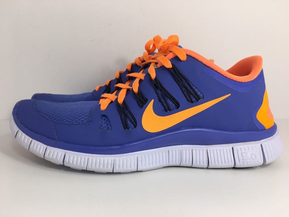 the best attitude c0014 05e5f Nike Women's Free 5.0 Running Athletic Shoes 580591-580 ...