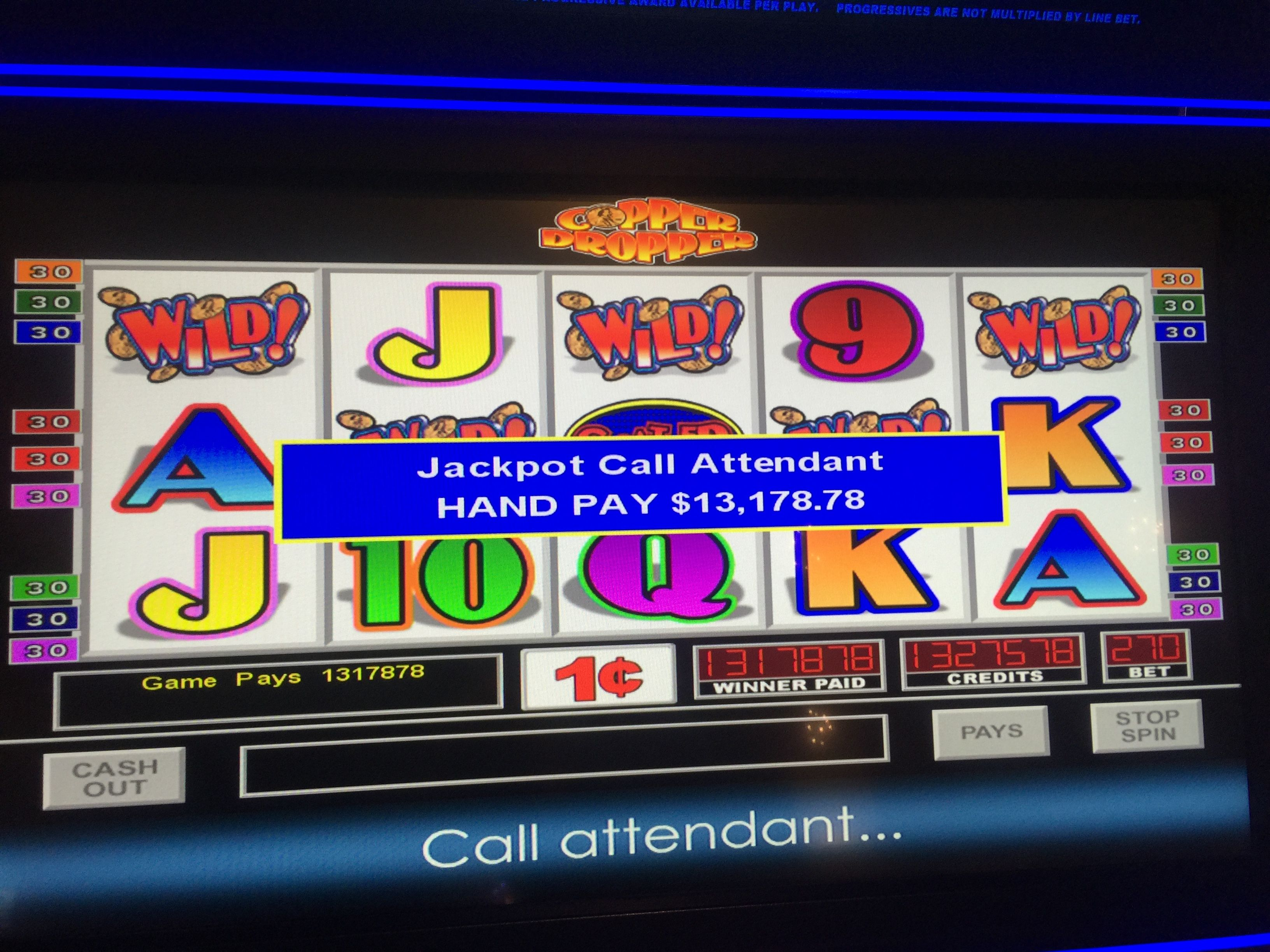 JACKPOT ALERT!! 🤑 One lucky guest just took home some