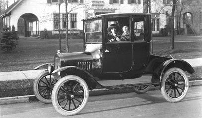 In The 1920 S Henry Ford Introduced The Model T Into The