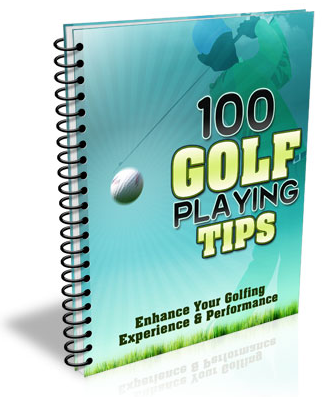 100 Golf Playing Tips -   A decent report that can help build your list within the golf or sporting niche!