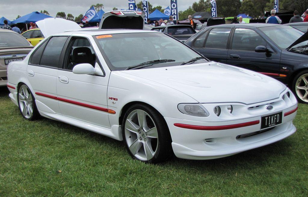 El Xr8 Australian Muscle Cars Ford Falcon Ford Falcon Xr8