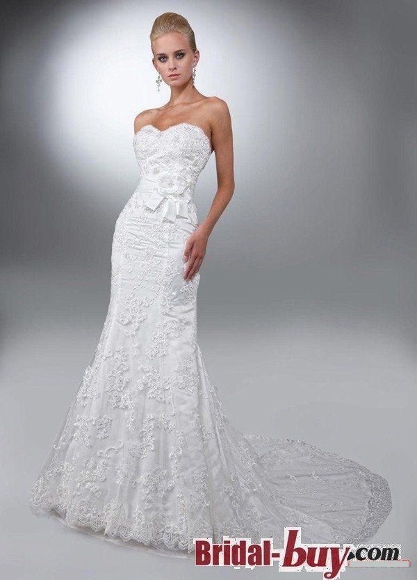antique lace wedding dresses | ... Vintage Lace Wedding Dresses ...