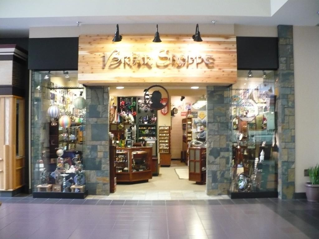 The Briar Shoppe - Purveyors of premium cigars, pipes, tobacco, and unique gifts