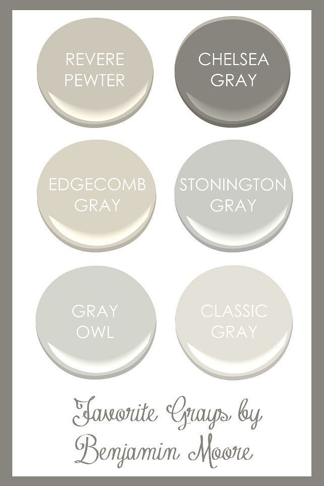 Benjamin Moore Chelsea Gray With Revere Pewter Google Search