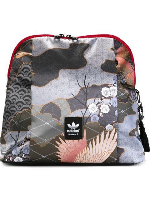 7d19912680a ADIDAS ORIGINALS 'Adidas Originals X Rita Ora' Multipatterned Backpack. # adidasoriginals #bags #polyester #backpacks