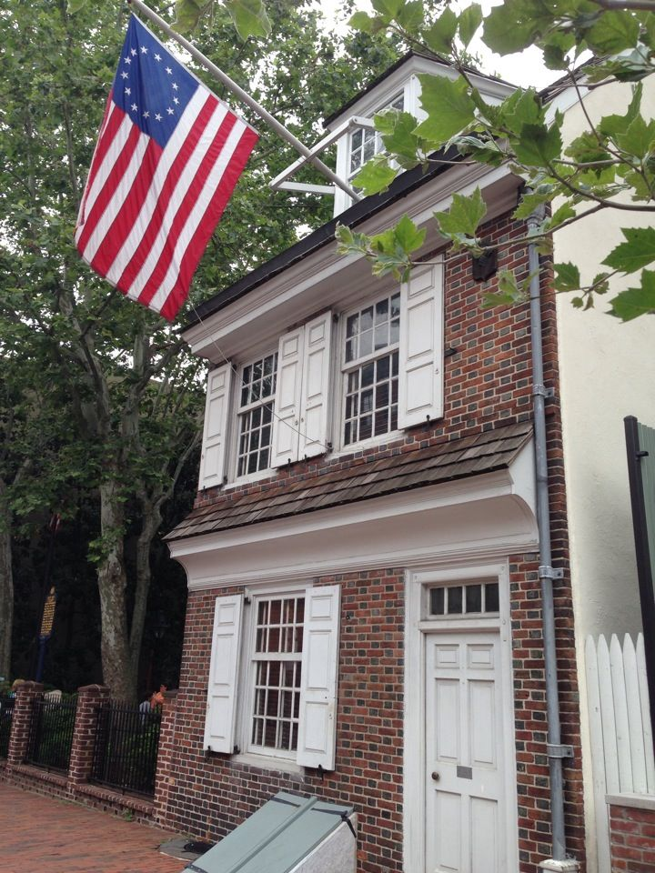 Betsy Ross House | Philadelphia, PA | Haunted places ...
