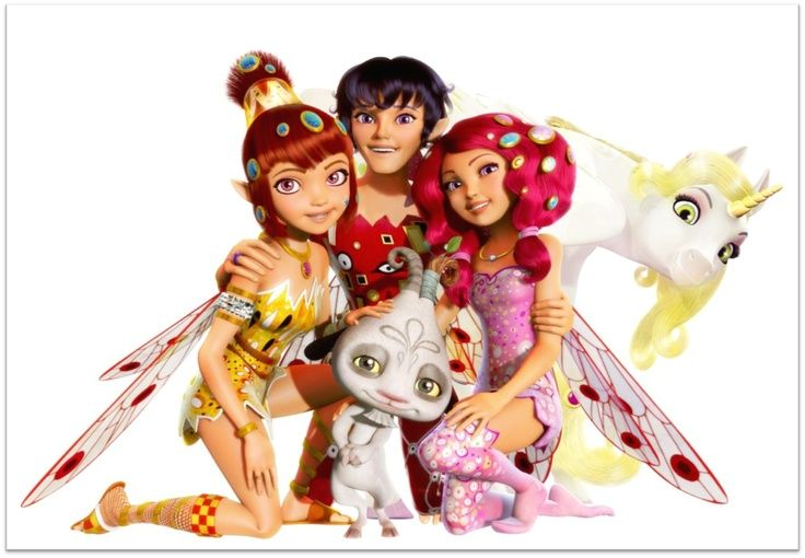 Mia And Me Characters Google Search Design