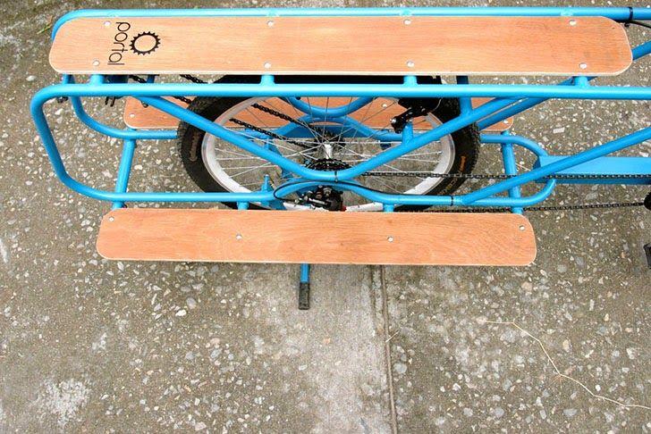 Portal Cargo Bike | Spicytec