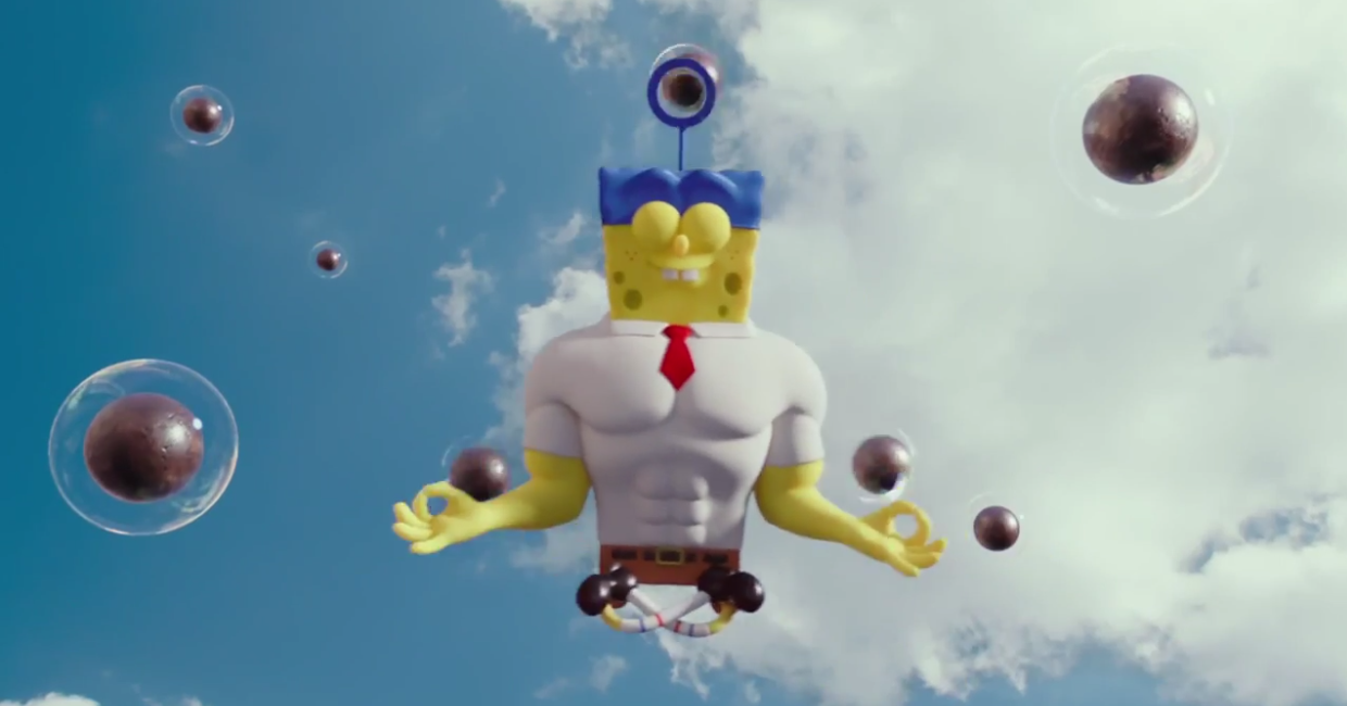 The Spongebob Movie Sponge Out Of Water Cast And Crew