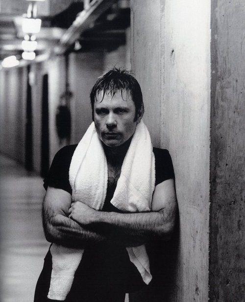 Lead Singer of Iron Maiden - Bruce Dickinson