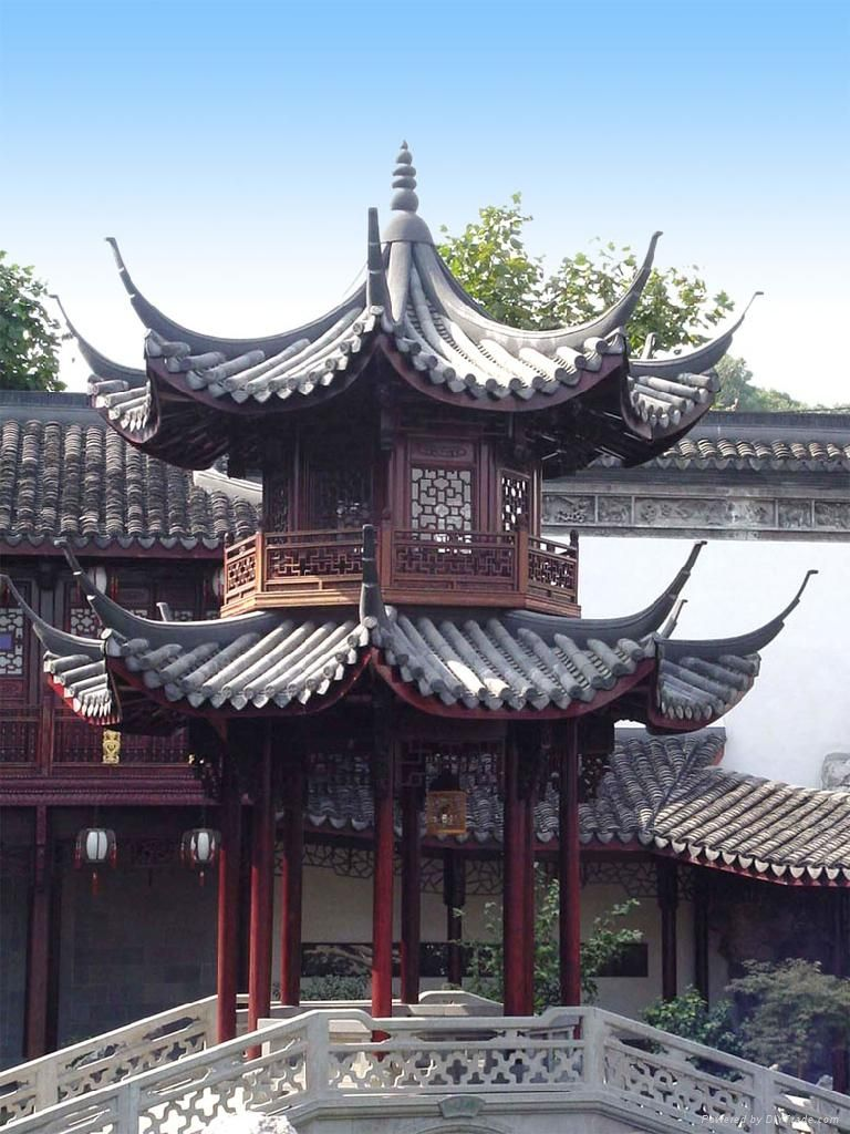 Recommend asian roof style apologise