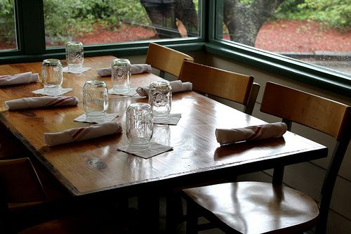 6 Person Dining Table Made From Reclaimed Wood Landrum Tables Charleston SC