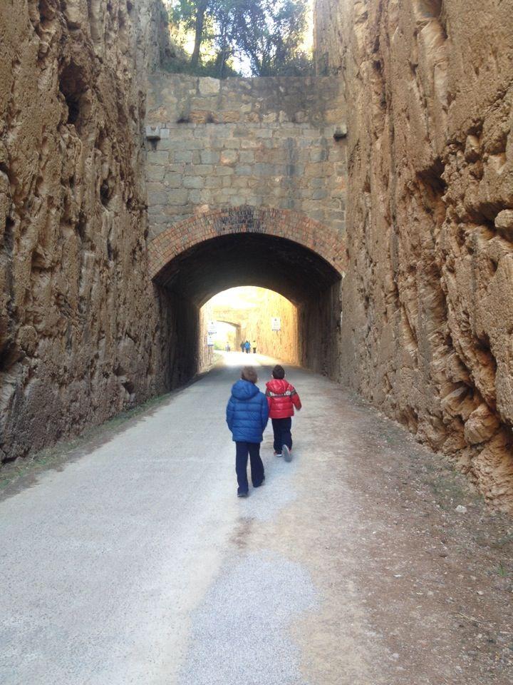 Via Verde Benicasim Oropesa Natural Landmarks Landmarks Travel