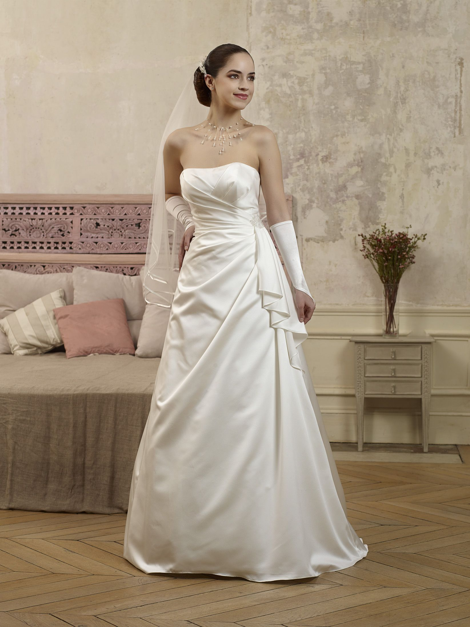 robe de mariee sublime point mariage - Point Mariage La Rochelle