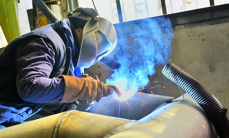 Welding Fumes Extraction Systems