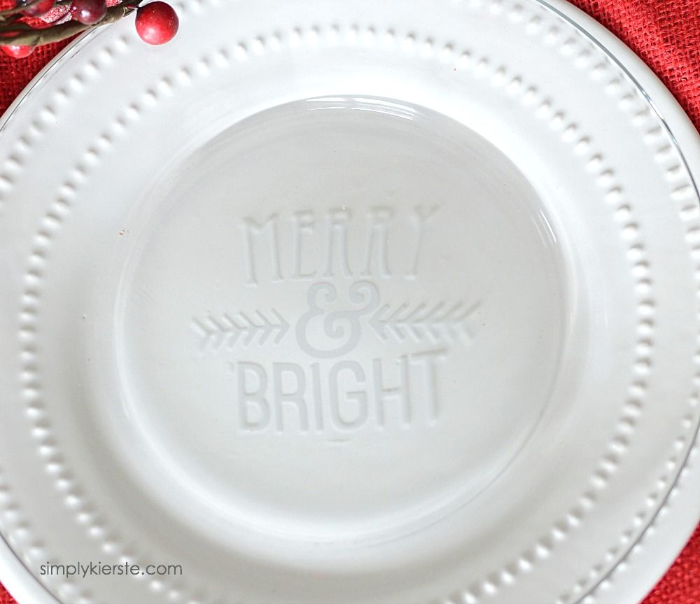 Etched Glass Christmas Plates With Images Christmas Plates