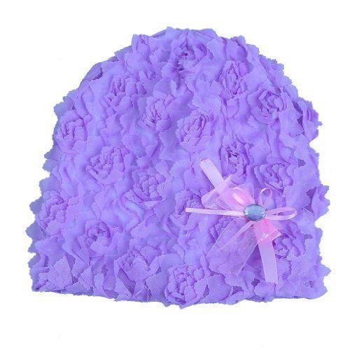 EOZY Tapa Sombrero Gorra Para Bebé Niña Encaje Forma De Flores Violeta de EOZY, http://www.amazon.es/dp/B00IEZ07DI/ref=cm_sw_r_pi_dp_0e1xtb1ZTWNYC