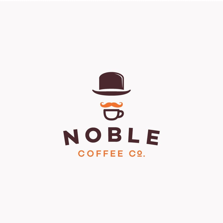 58 Cafe And Coffee Logos Creating A Buzz With Images Coffee