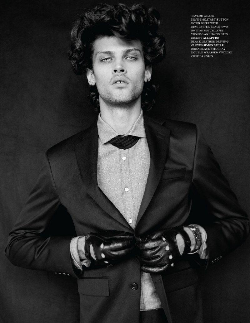 Taylor Fuchs by Adrian Nina for Fashionisto Print, Issue 1