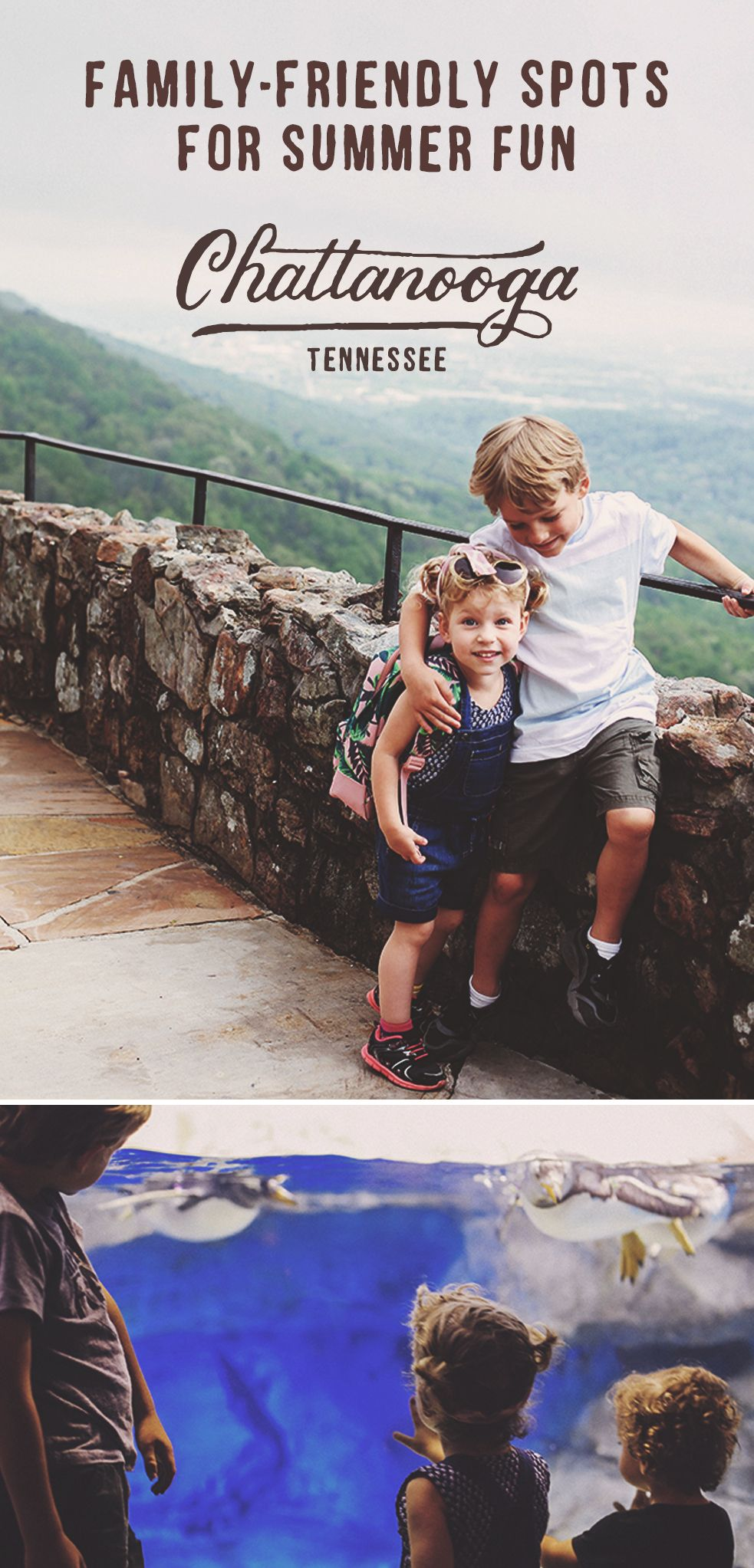 e04a4c79ce Make the most of your kids  summer vacation with these fun family  adventures in Chattanooga