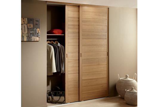 Résultat De Recherche Dimages Pour Porte Placard Bois Chambre - Porte placard coulissante et prix porte interieur appartement
