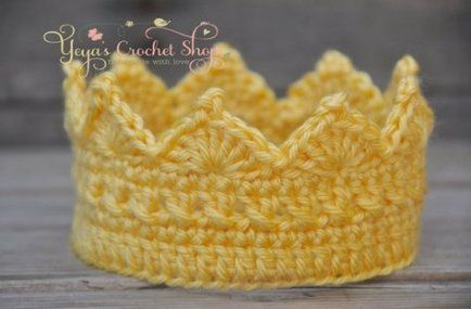 Photo of 28+ ideas crochet baby girl crown knits