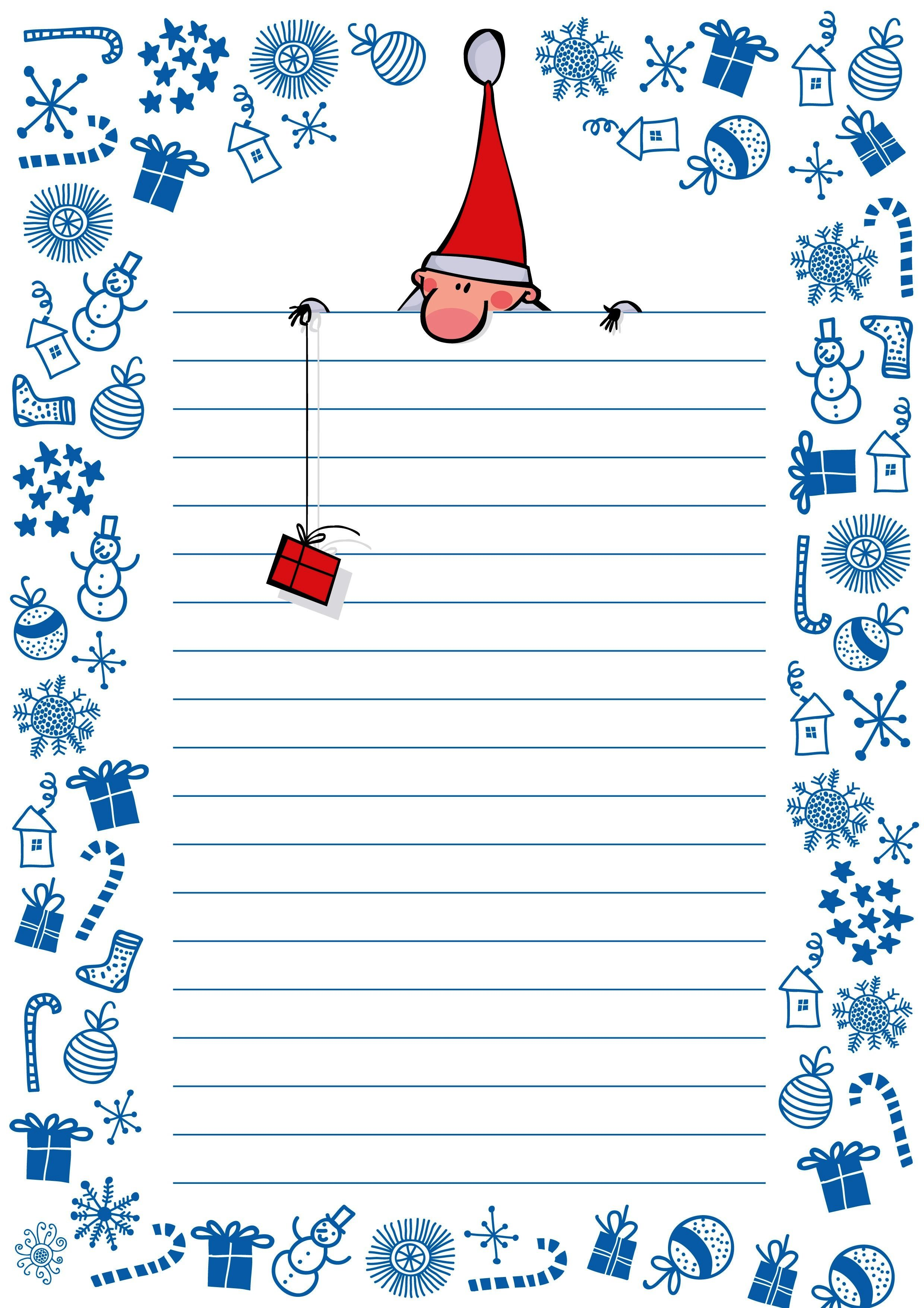 Картинки шаблоны письмо деду морозу
