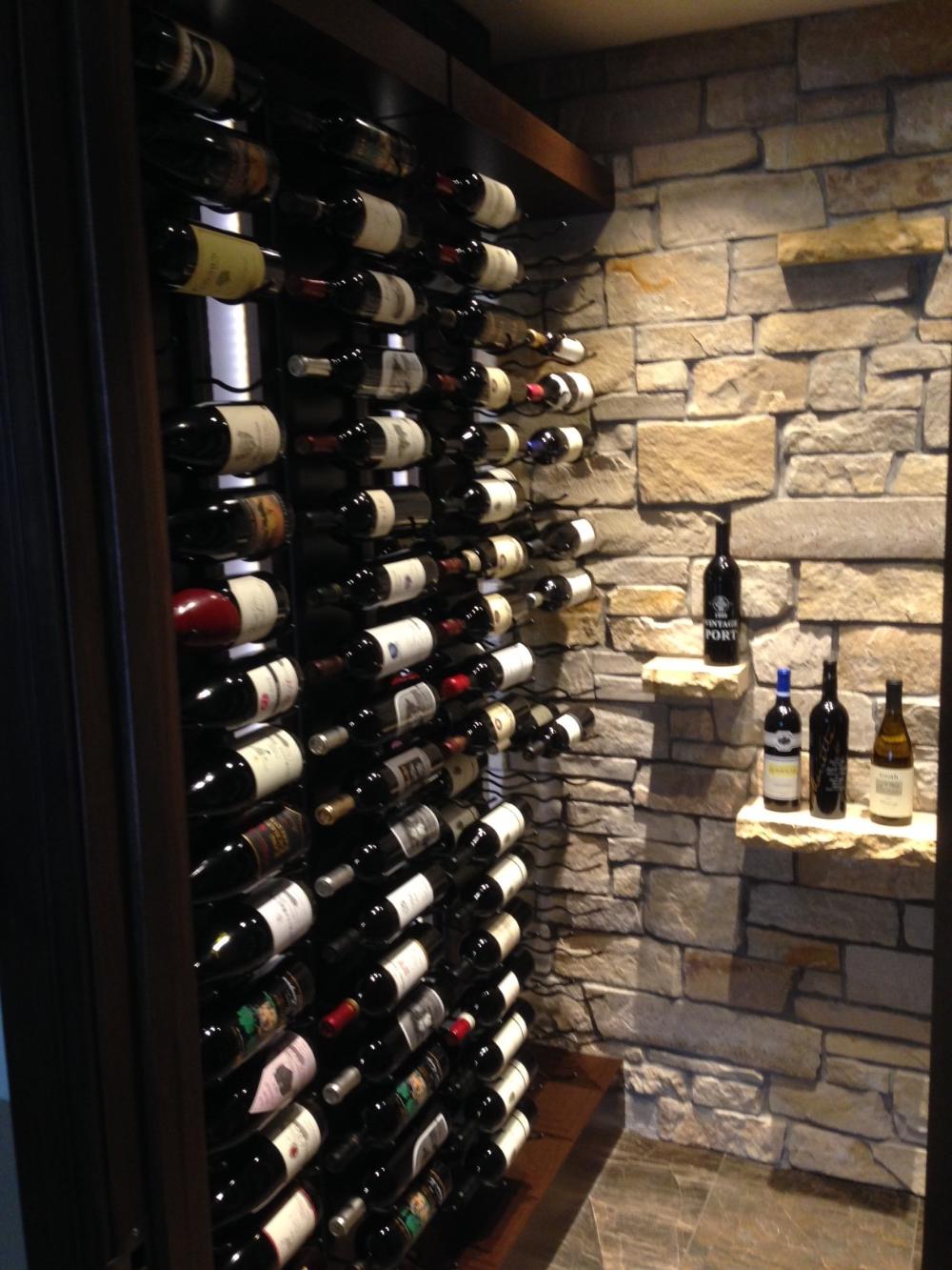 Contemporary Wine Cellar Design Ideas Wineracks Com In 2020 Wine Cellar Design Wine Cellar Racks Home Wine Cellars
