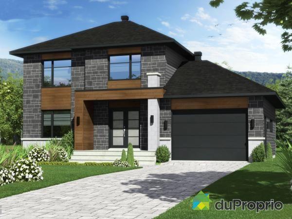 Plan de rêve à voir à Lévis #DuProprio Maison Pinterest - Plan De Construction D Une Maison