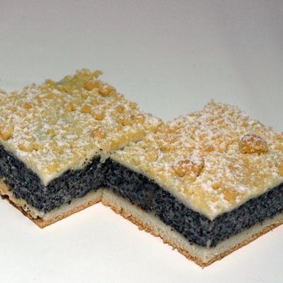 Mohnstreuselkuchen