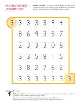 Number Worksheets - School Sparks