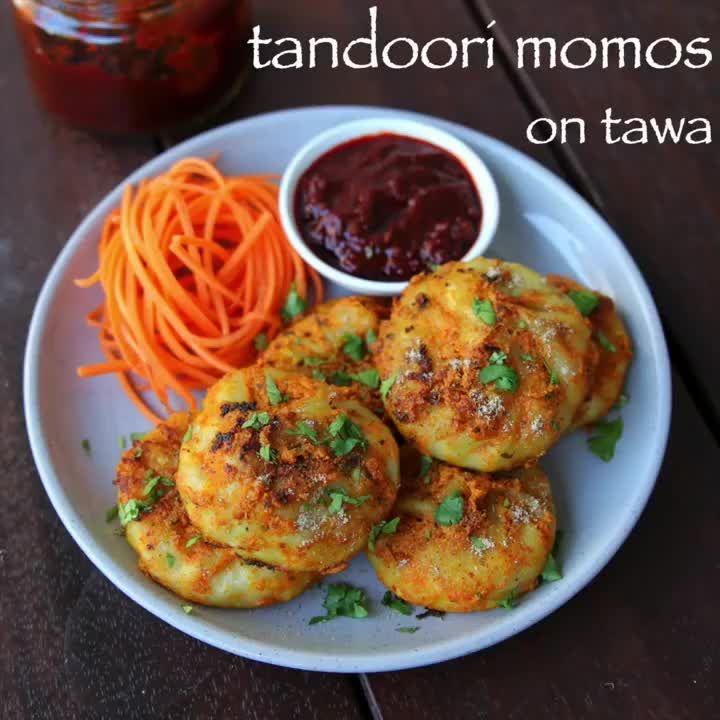 Hebbar S Kitchen On Instagram Tandoori Momos Recipe Full Recipe