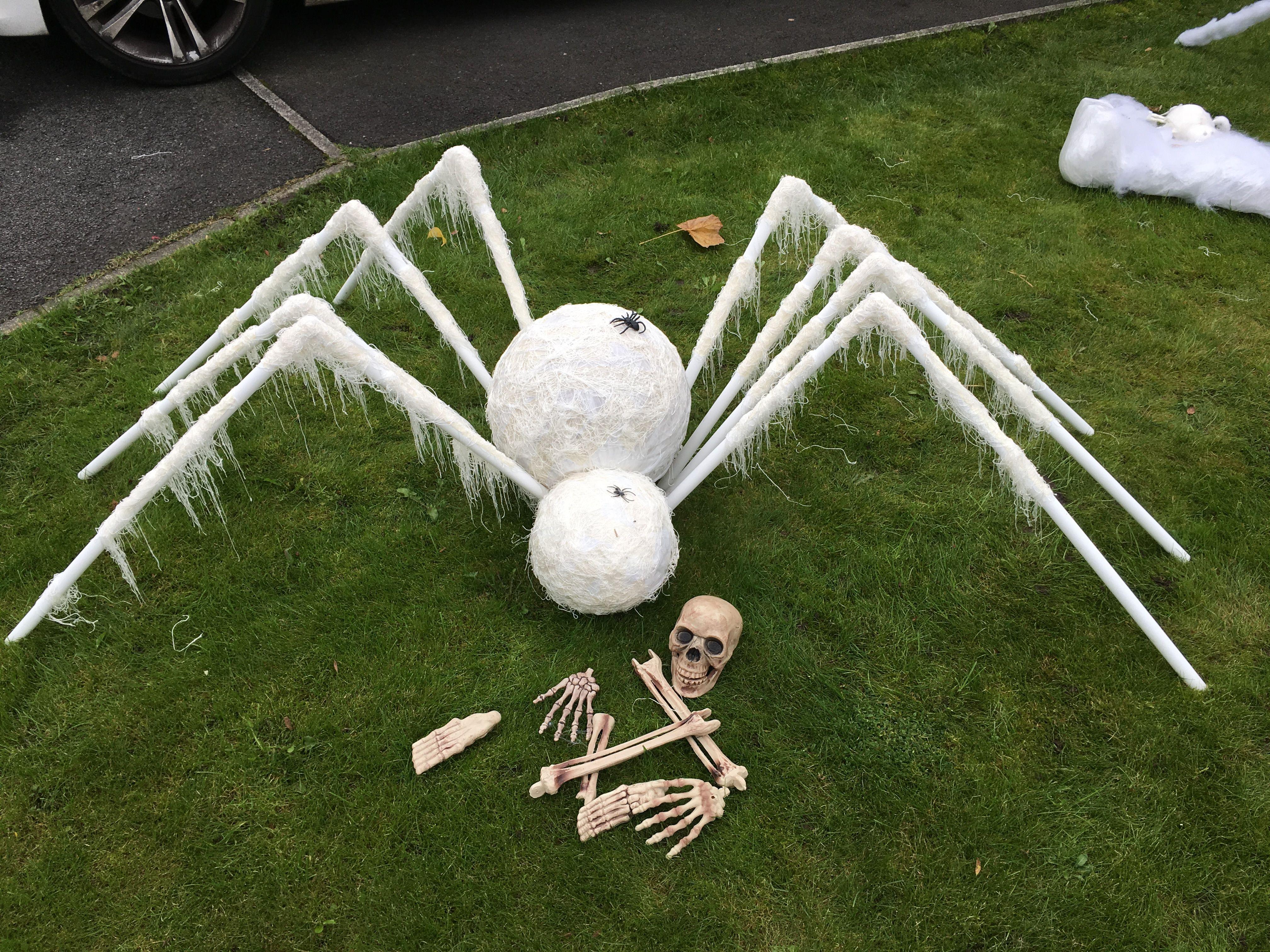 Halloween Decorations Halloween Diy Spider