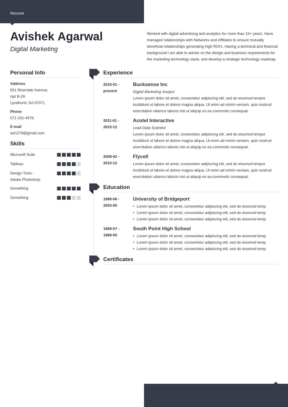 18++ Digital marketing resume skills ideas in 2021