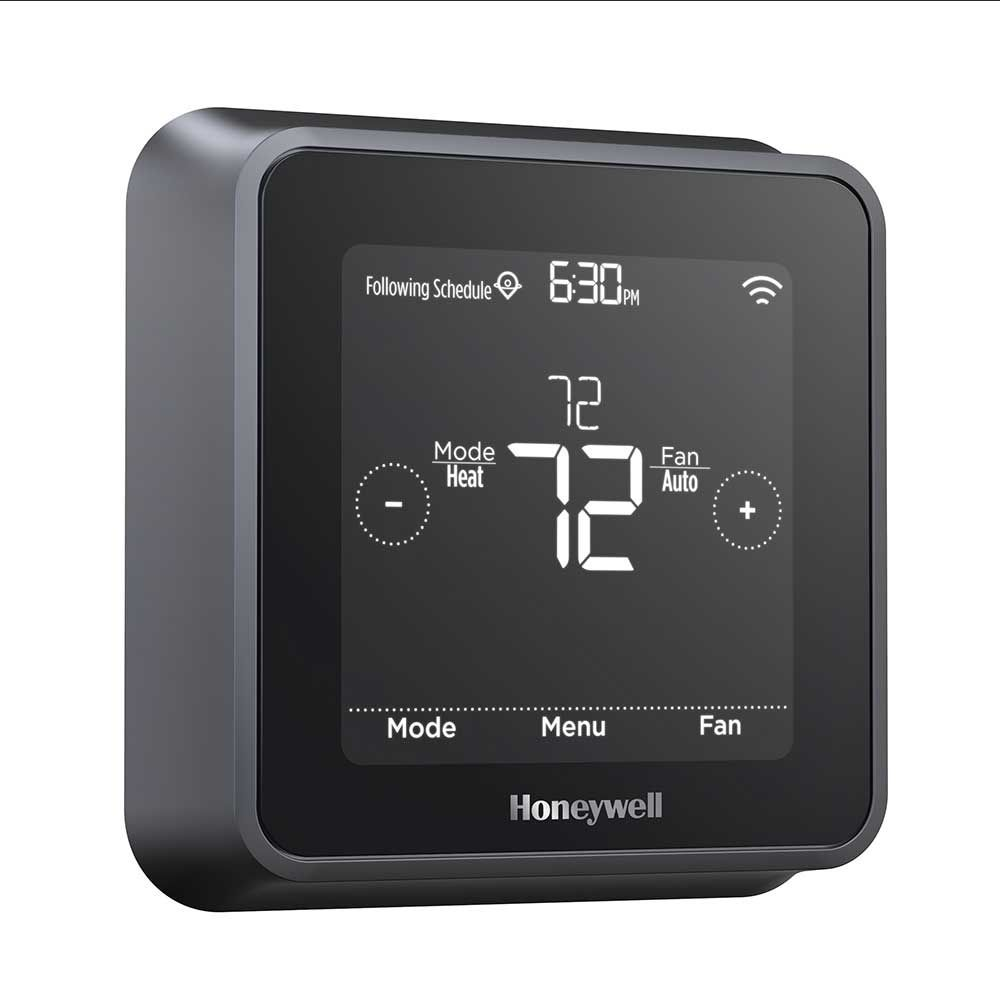 how to setup honeywell thermostat to wifi