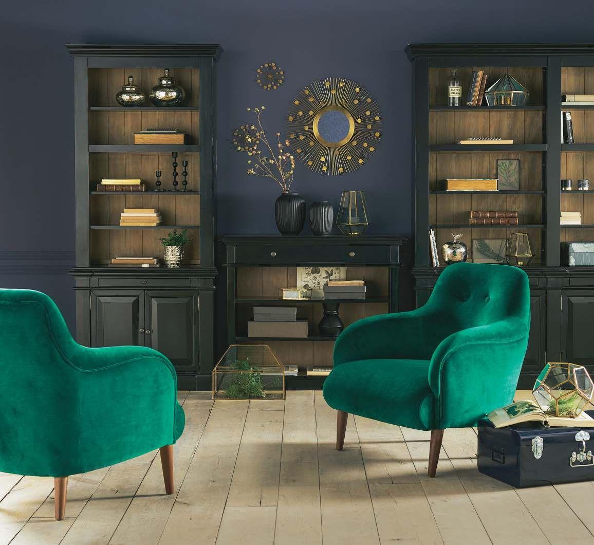 collection ah 2017 2018 catalogue la redoute int rieurs baroque flowers salon fauteuil. Black Bedroom Furniture Sets. Home Design Ideas