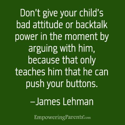 How To Stop Kids From Talking Back | Empowering Parents