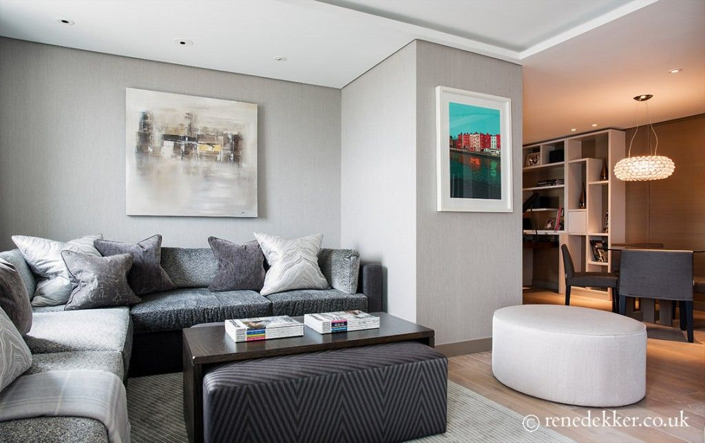 Luxury interior design by Rene Dekker Design