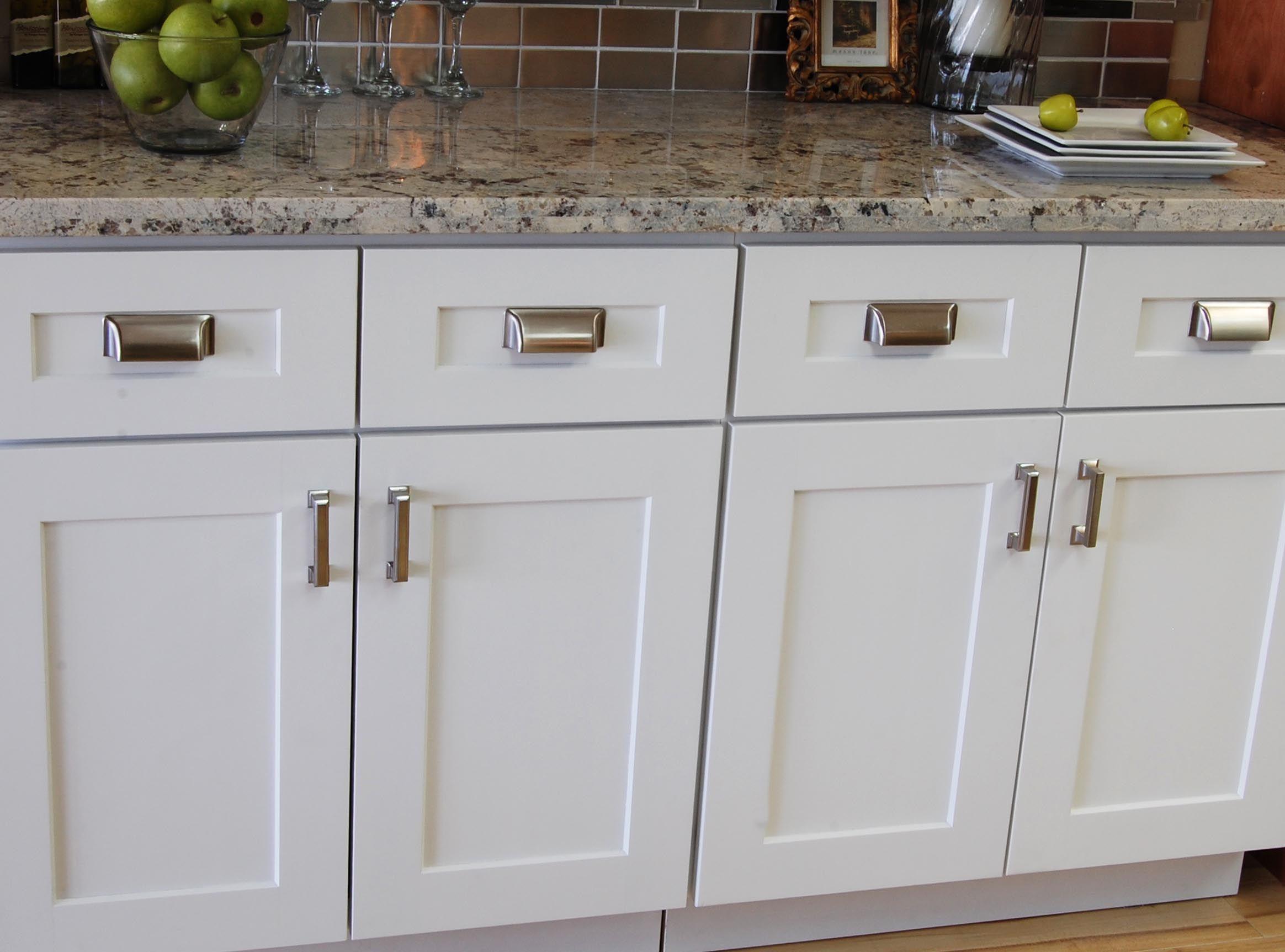 Best Shaker Cabinet Hardware | http://betdaffaires.com | Pinterest
