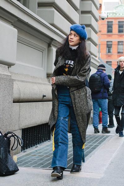 Moda de Rua - NYFW