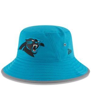 b7c828f7f8554d NEW ERA CAROLINA PANTHERS TRAINING CAMP BUCKET HAT. #newera #   New ...